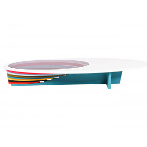Boeing Coffee Table Multicolour